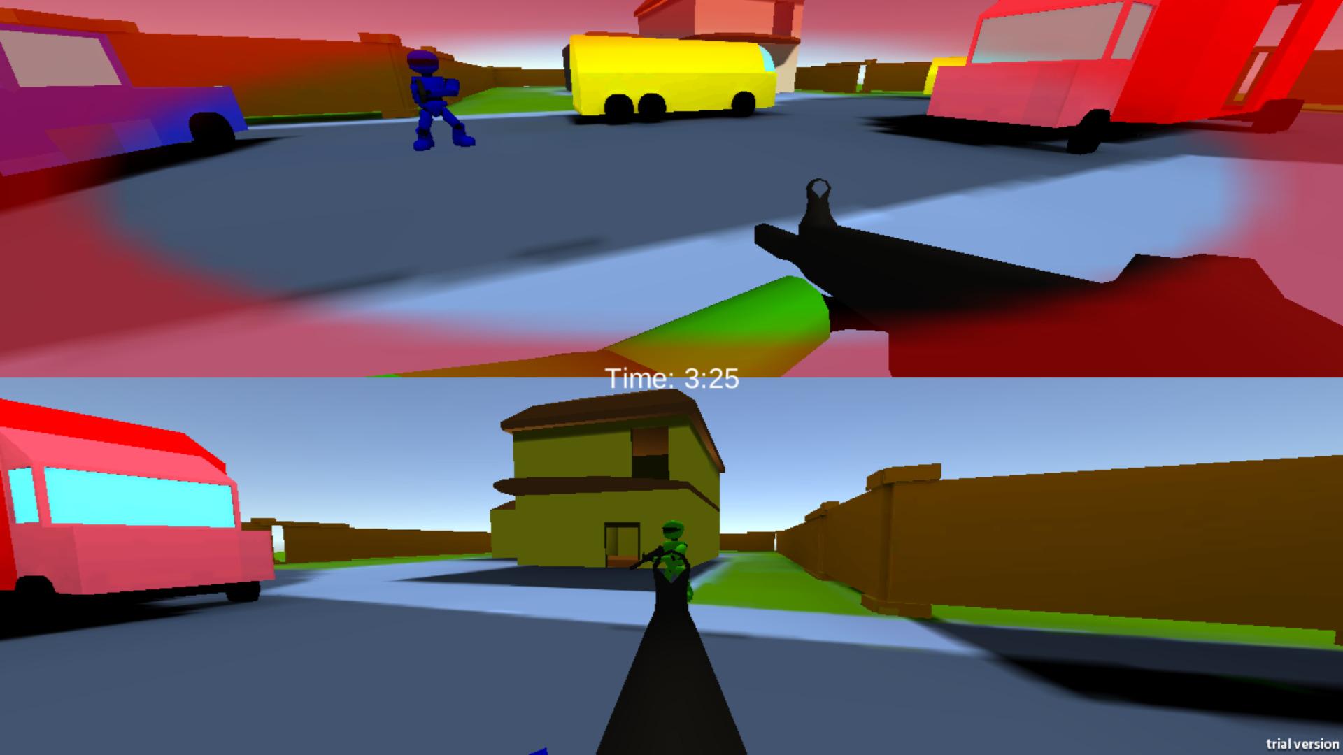Screenshot of Paint Killer