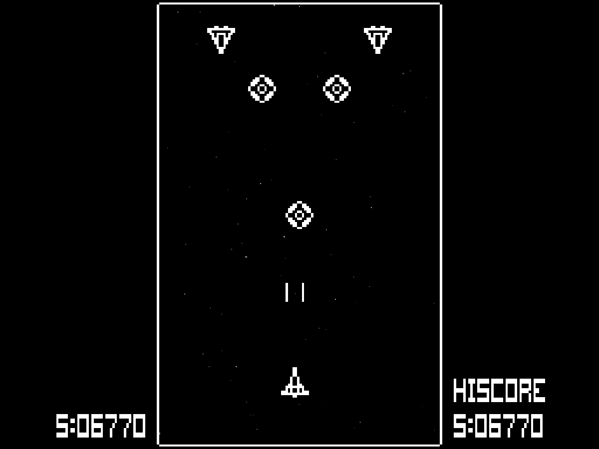 Screenshot of Shoot and Destroy