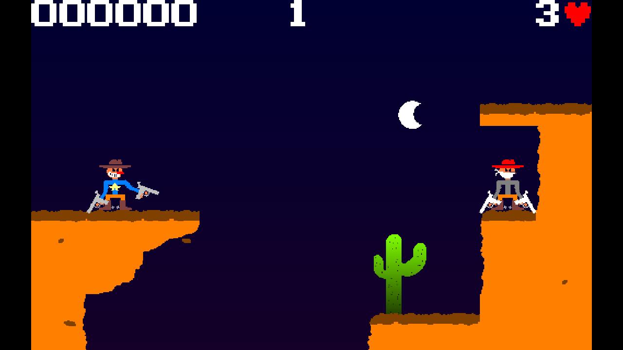 Screenshot of Shootout