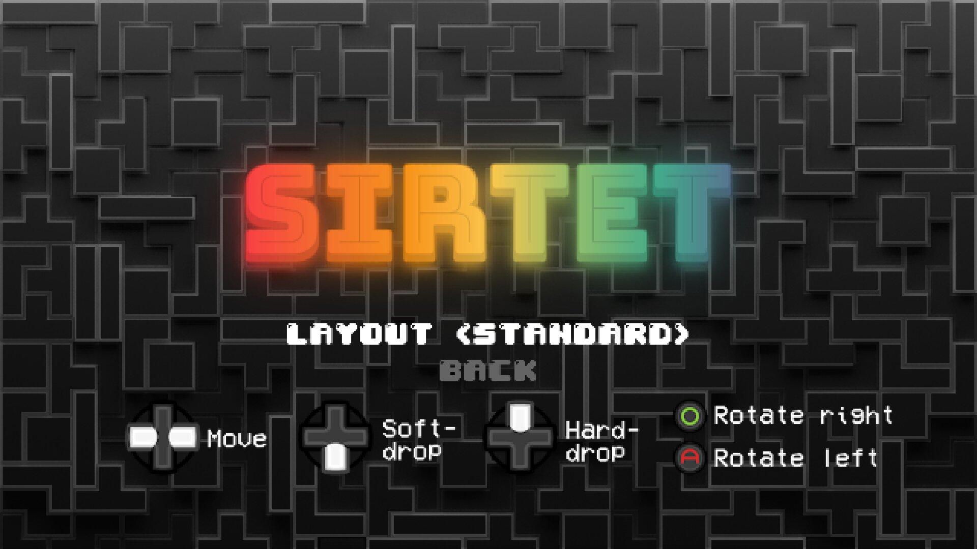Screenshot of Sirtet