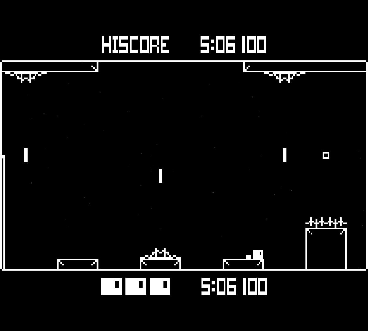 Screenshot of Dodge Spree