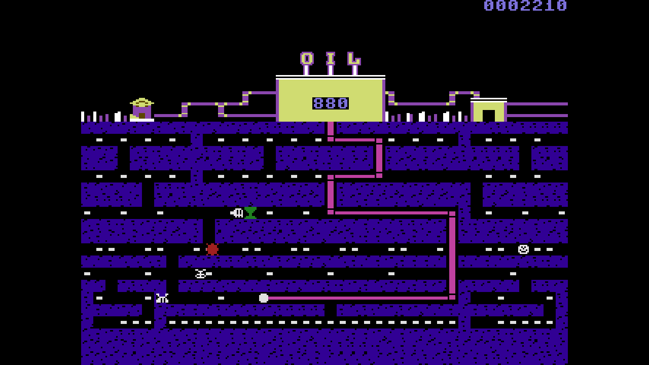 Screenshot of OilsWell
