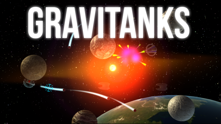 Screenshot of ../game/com.perfectwavegames.Gravitanks.htm
