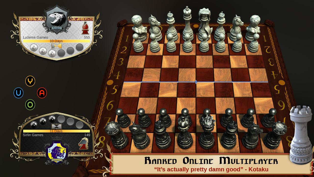 Screenshot of Chess 2: The Sequel
