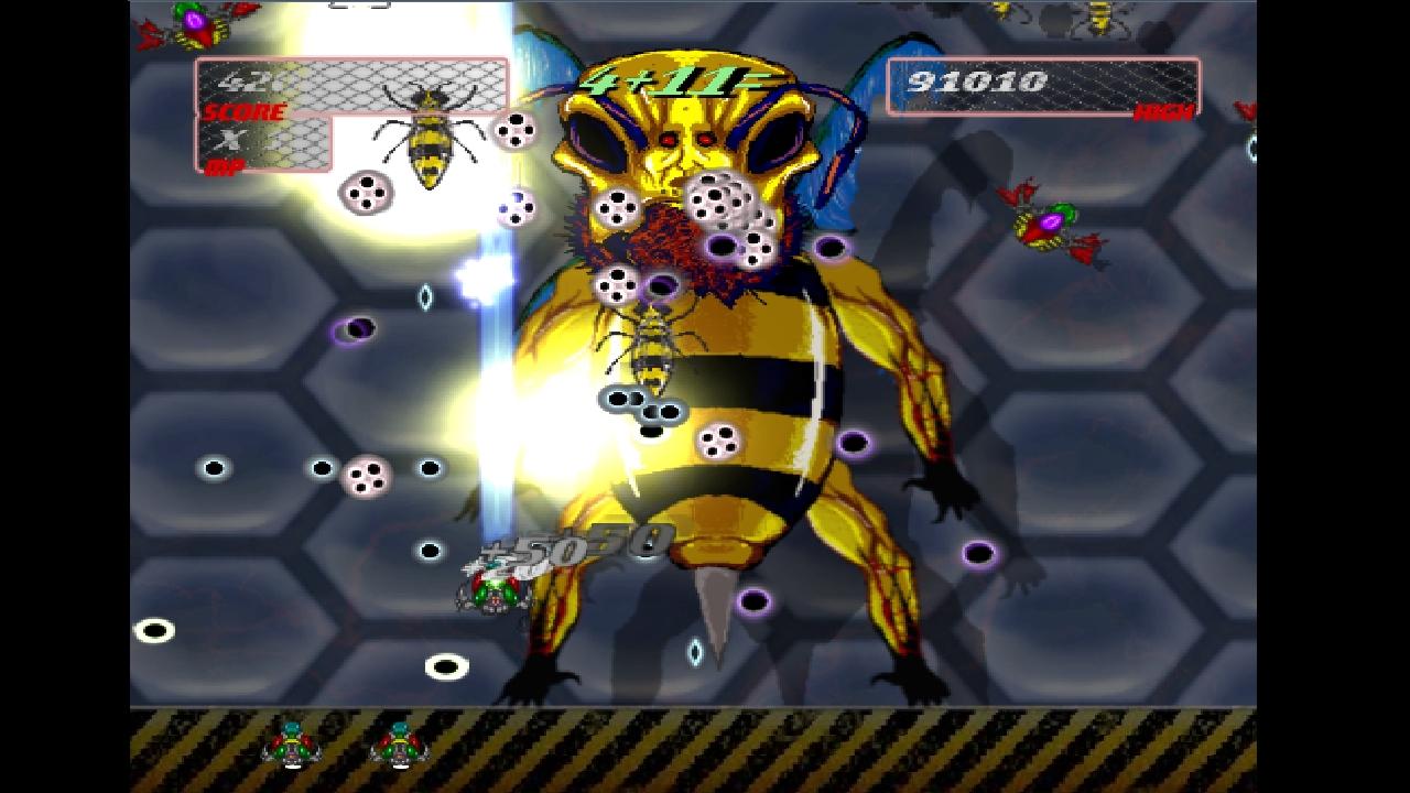 Screenshot of SKH Resurrection