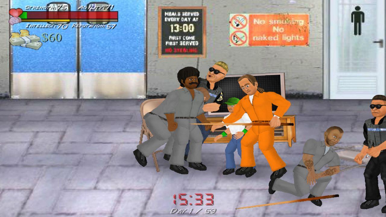 Screenshot of Hard Time