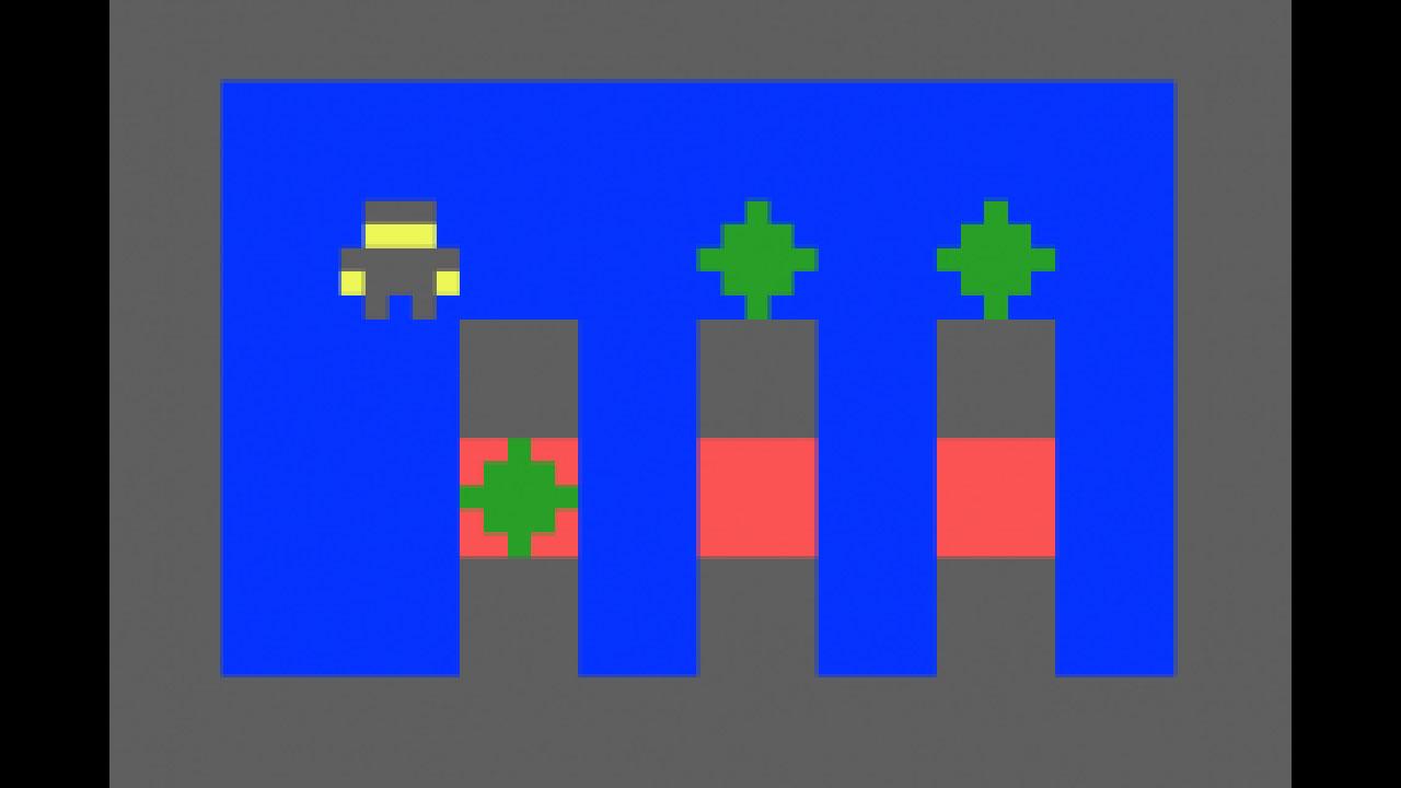 Screenshot of Block Push Championship