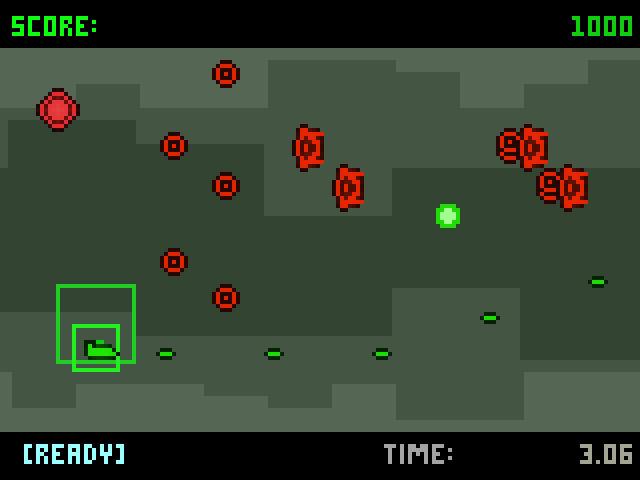 Screenshot of Bullet Time