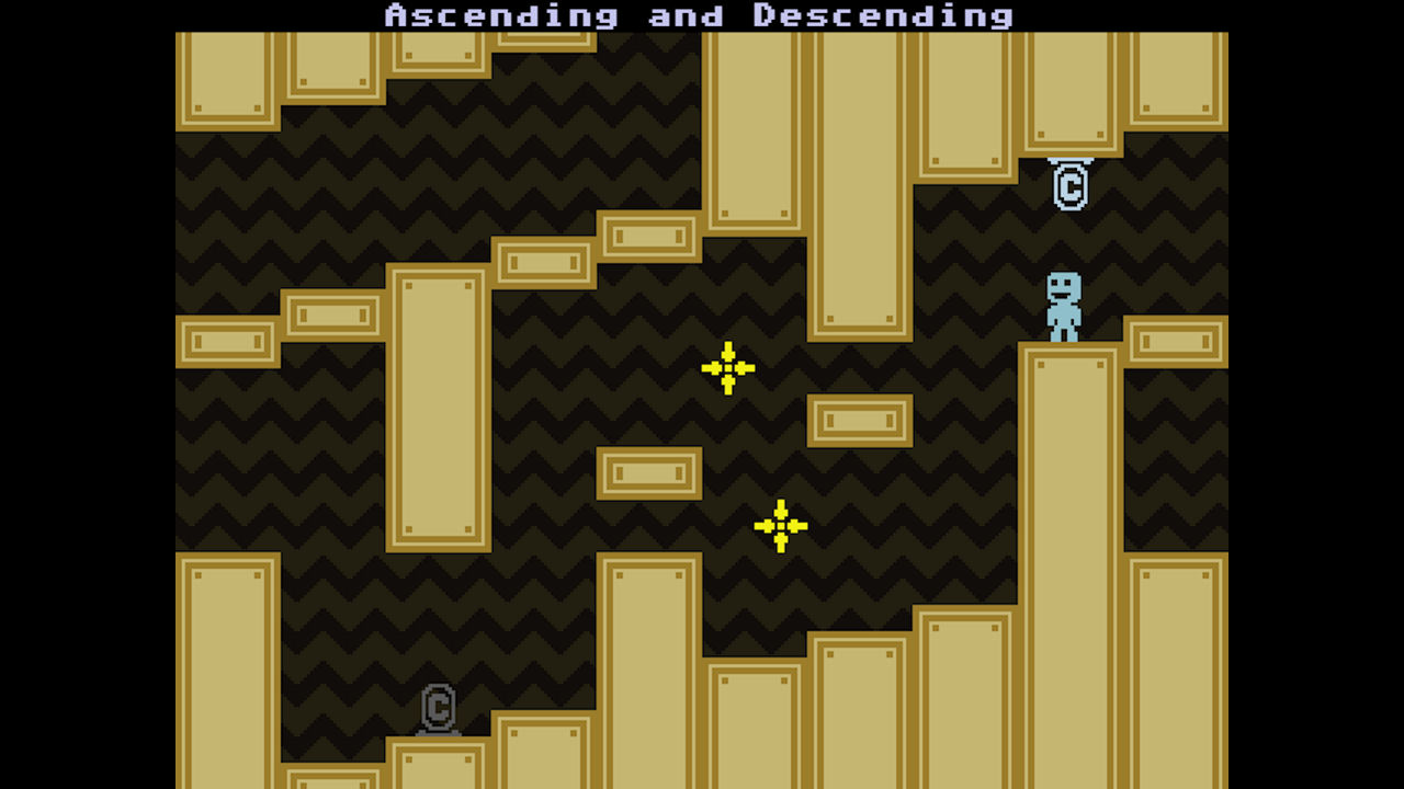 Screenshot of VVVVVV