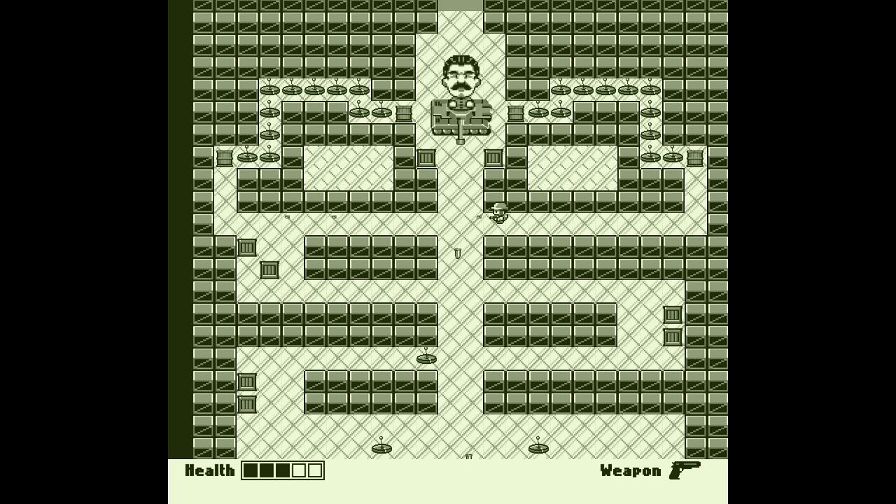 Screenshot of Black Square