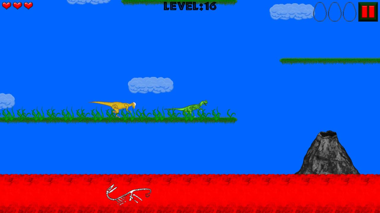 Screenshot of Jurassic Quest