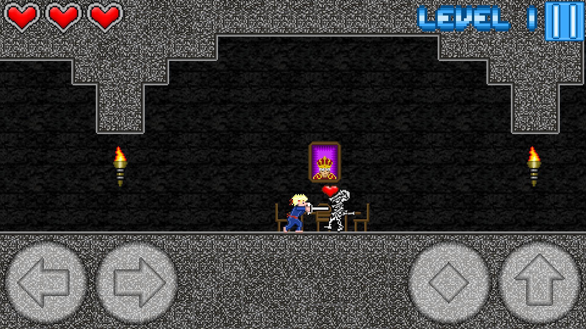 Screenshot of Pixel Sword