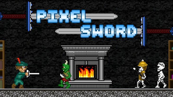 Screenshot of ../game/air.com.homeworldarts.pixelSword.htm