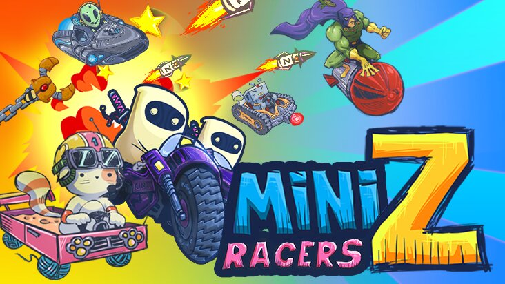 Screenshot of ../game/air.com.playerum.minizrace.htm