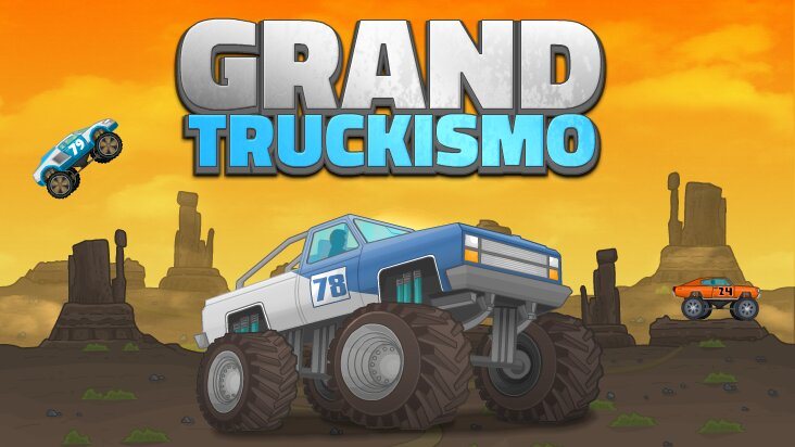 Screenshot of ../game/air.com.turbonuke.grandtruckismo.htm