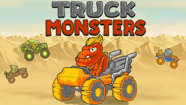 Screenshot of ../game/air.com.turbonuke.truckmonsters.htm