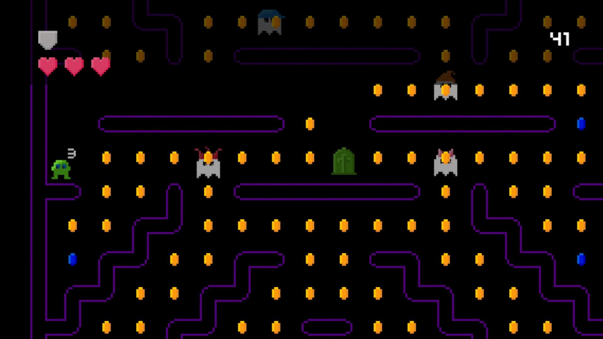 Screenshot of SpookyMaze
