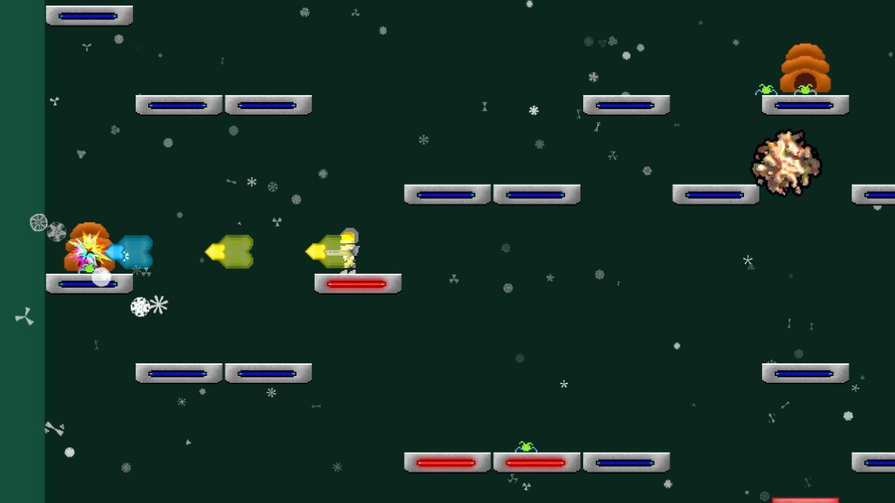Screenshot of Alien Spindome