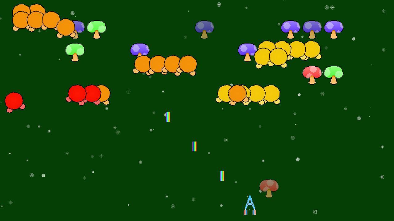 Screenshot of Alpha Collexion