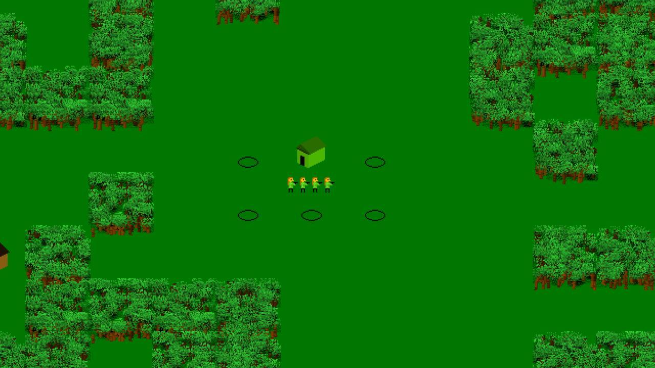 Screenshot of Army of Flags
