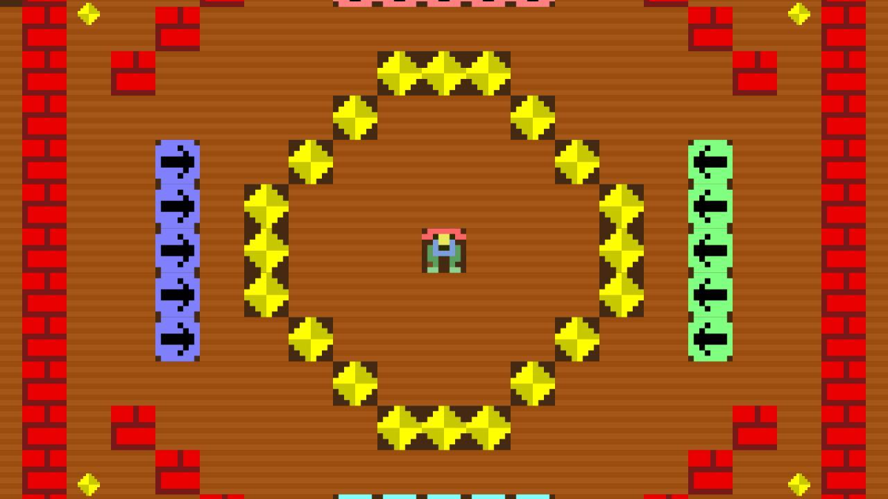Screenshot of 8-bit Boulders