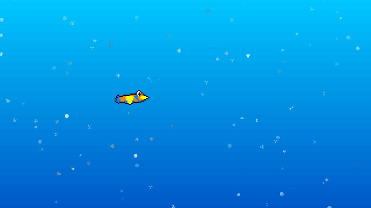 Screenshot of Every Good Bird Deserves Flappyness