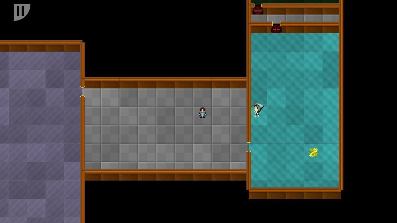 Screenshot of Greenie's Little Adventure