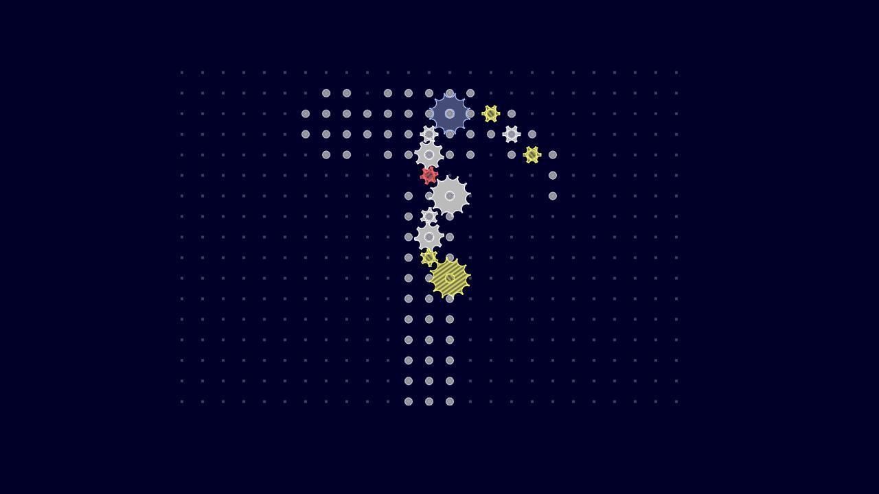 Screenshot of Geartography