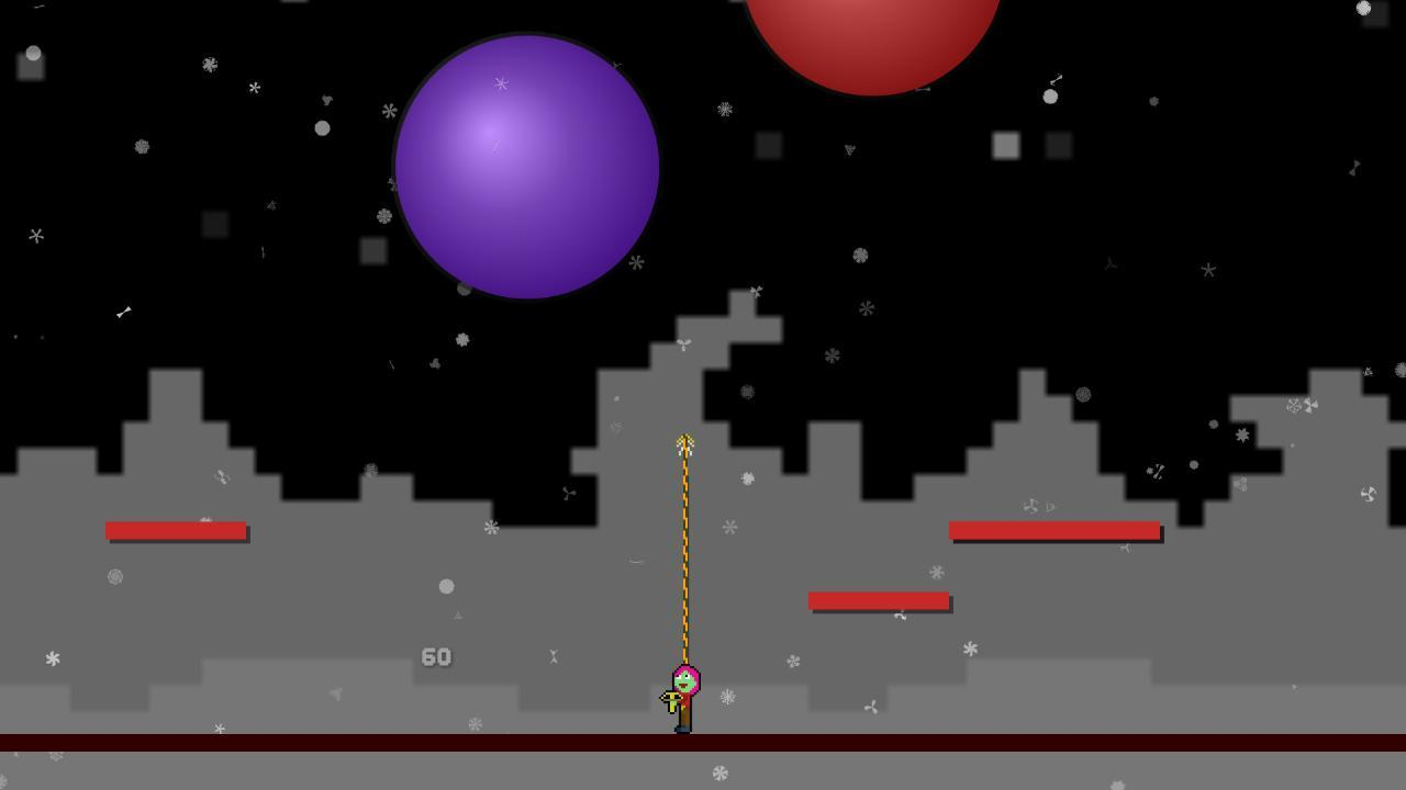 Screenshot of Harpoons and Balls