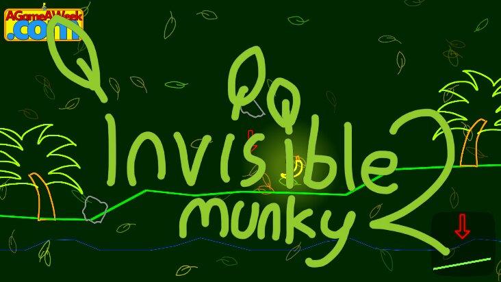 Screenshot of ../game/com.AGameAWeek.InvisibleMunky2_I15.htm