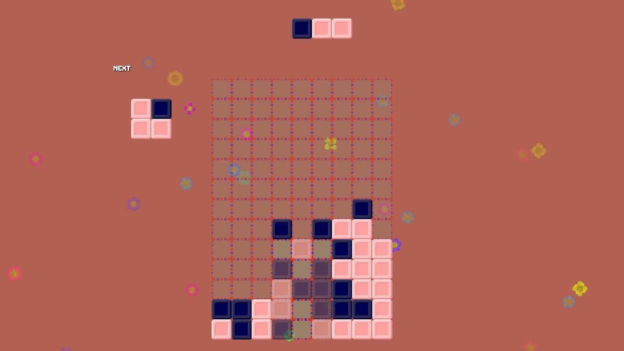 Screenshot of Jumble Blocks