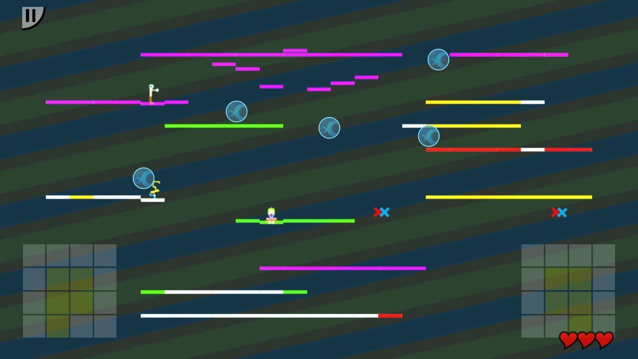 Screenshot of NeonPlat Extreme