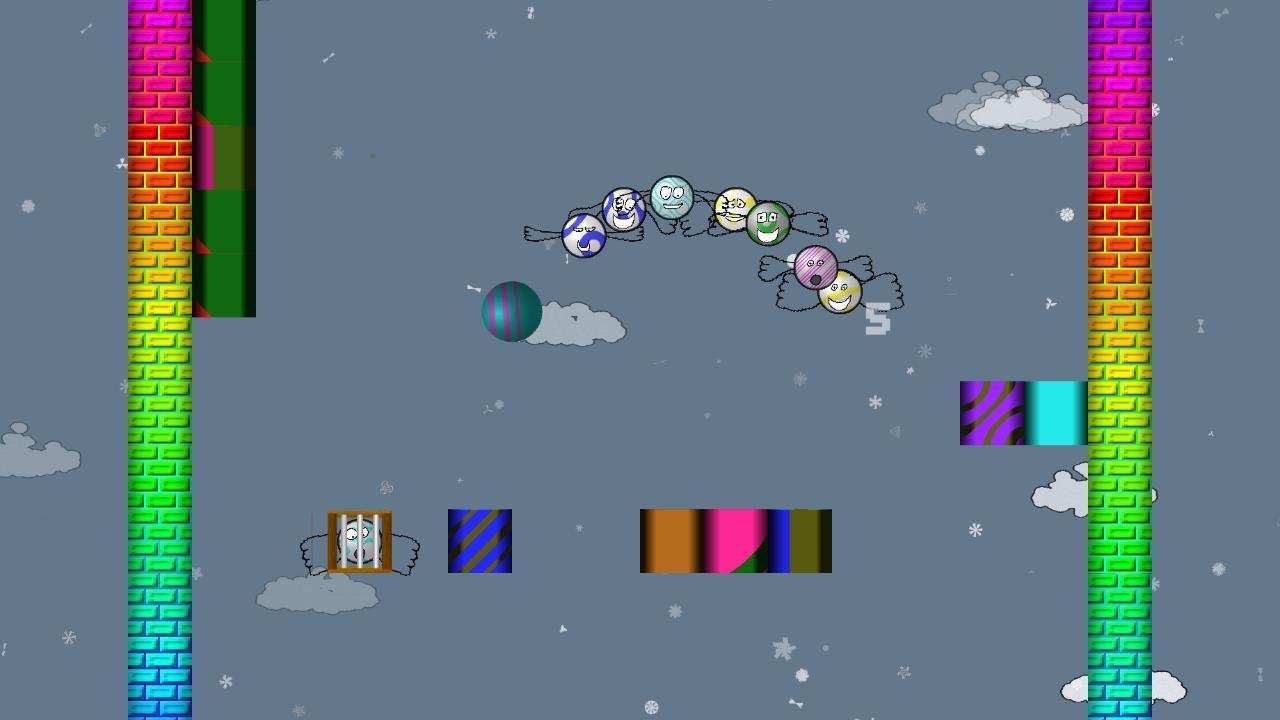 Screenshot of ChuckABall