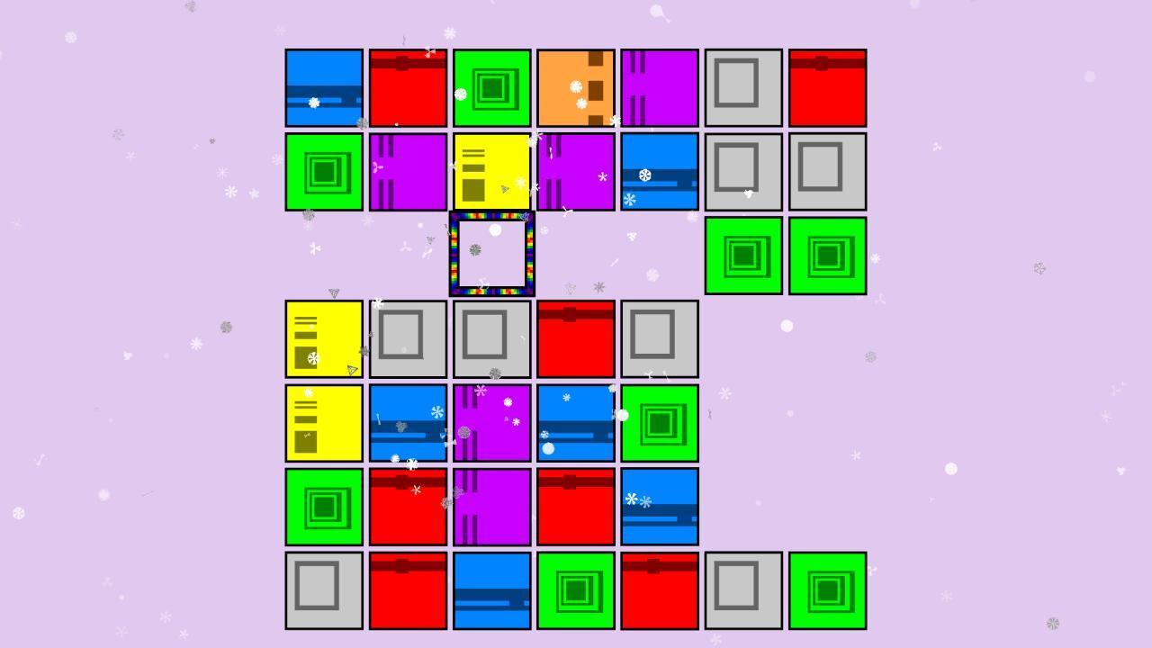 Screenshot of Panic Squares