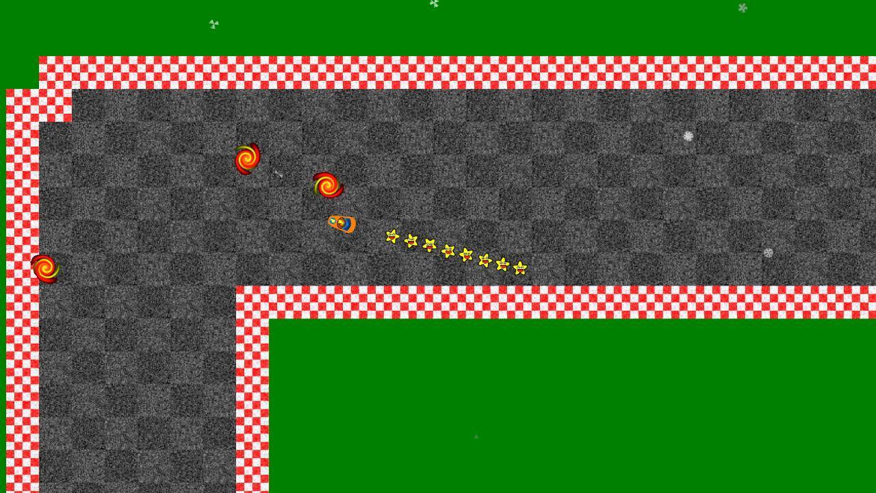Screenshot of Platdude in A Go Kart