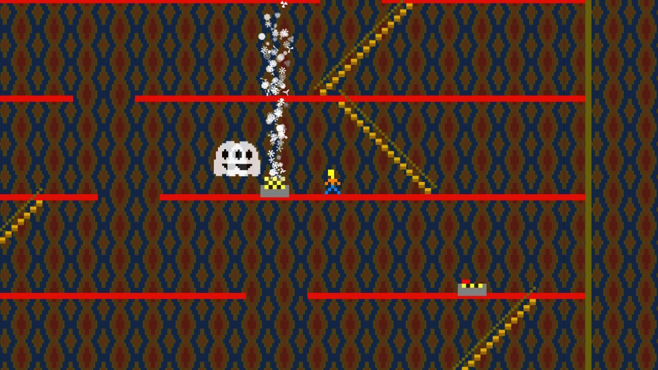 Screenshot of Platdude in The Spirit Collector