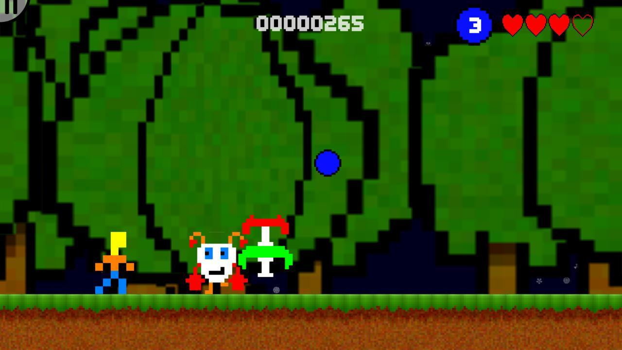 Screenshot of Platdude in The Endless Forest
