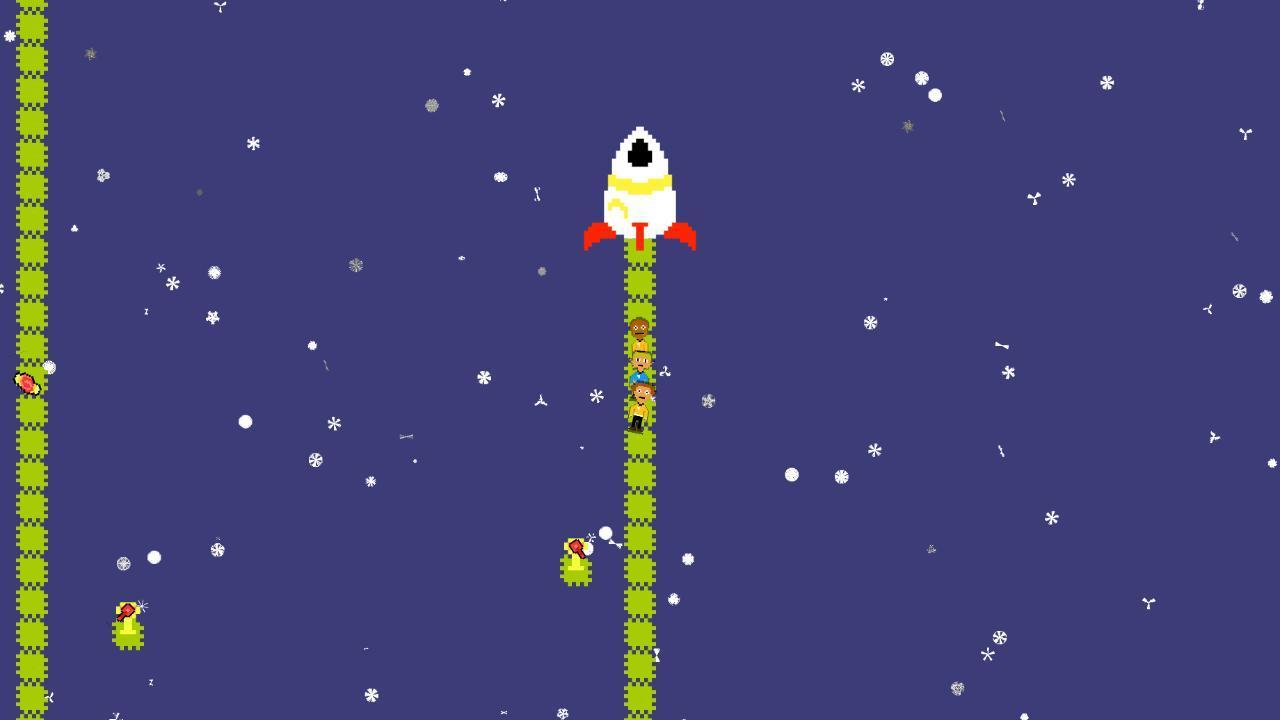 Screenshot of Space Rocket Adventurers