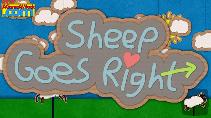 Screenshot of ../game/com.AGameAWeek.SheepGoesRight_I15.htm