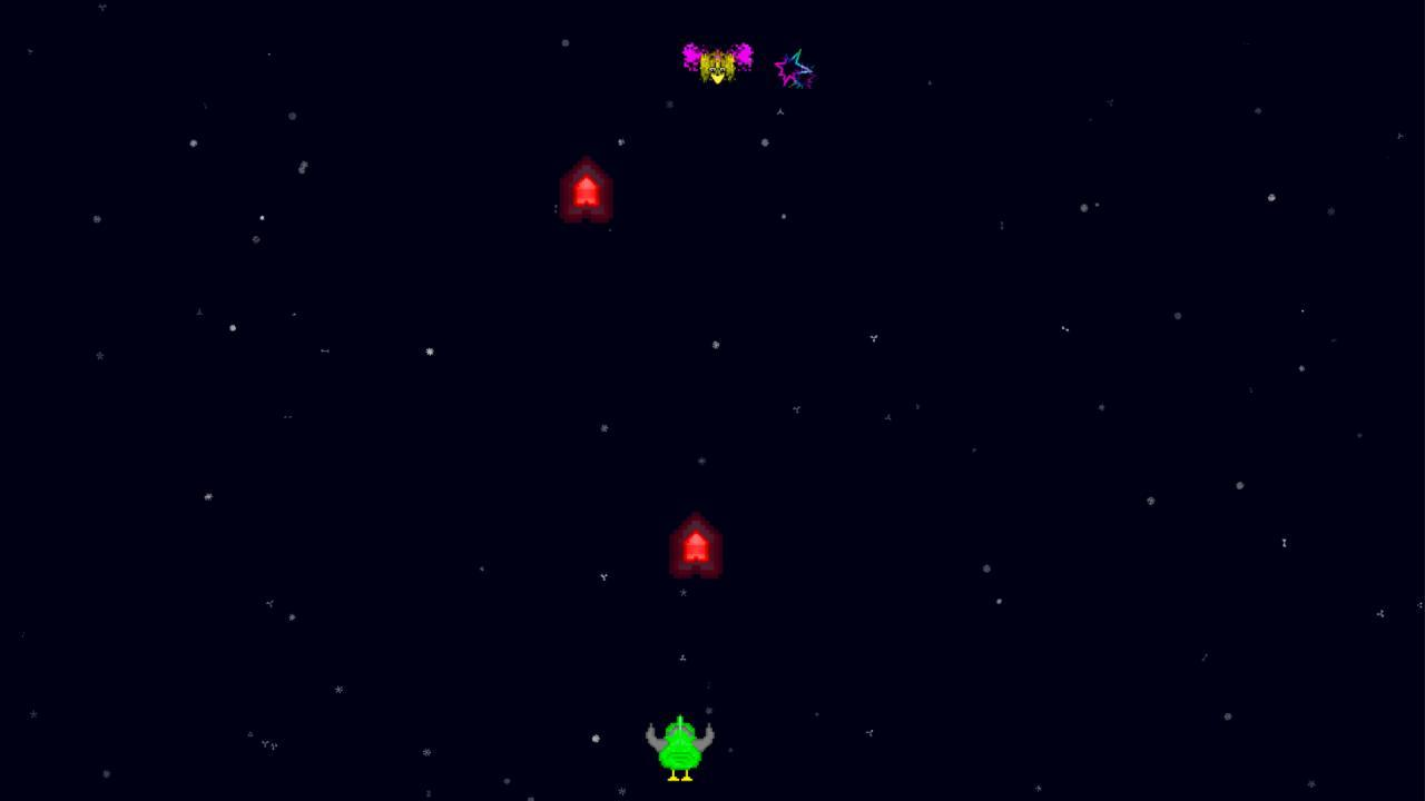 Screenshot of Space Clusters DX