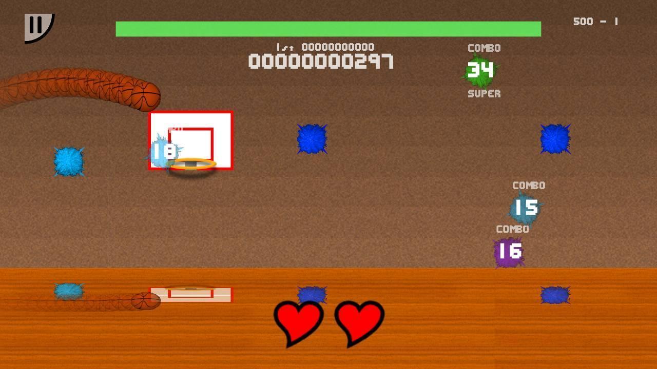 Screenshot of SpikeDislike2