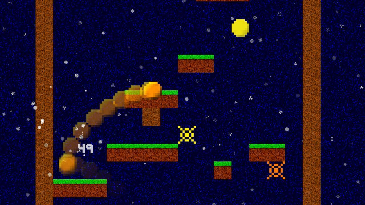 Screenshot of Spiky Tower