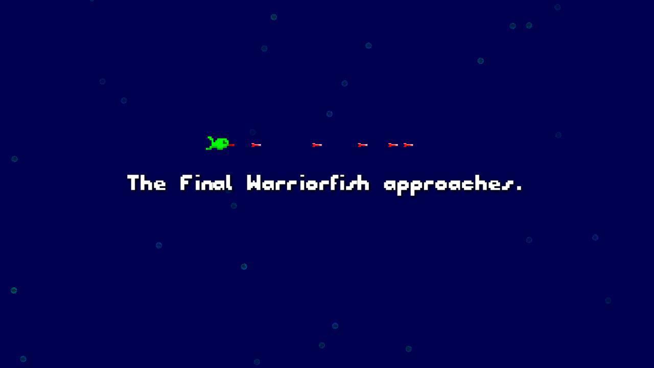 Screenshot of The Final Warriorfish