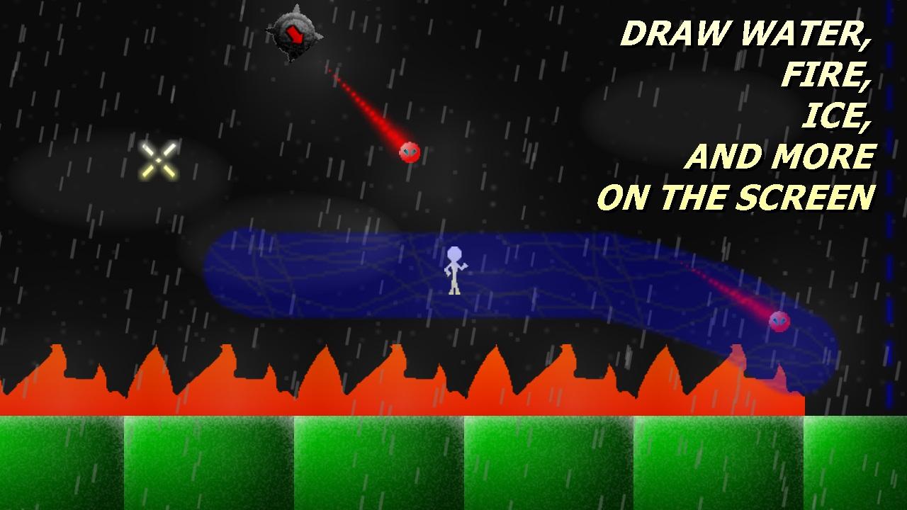 Screenshot of Drawing Universe