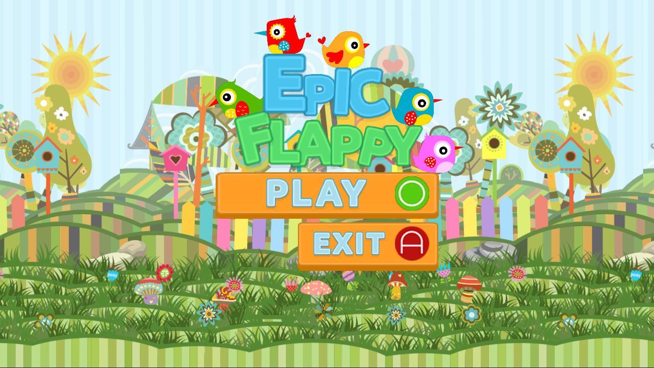 Screenshot of Epic Flappy