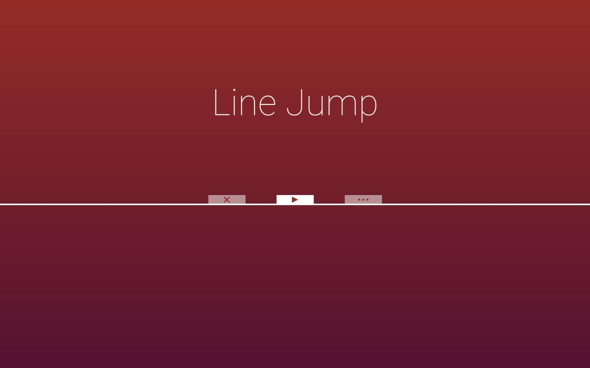 Screenshot of Line Jump