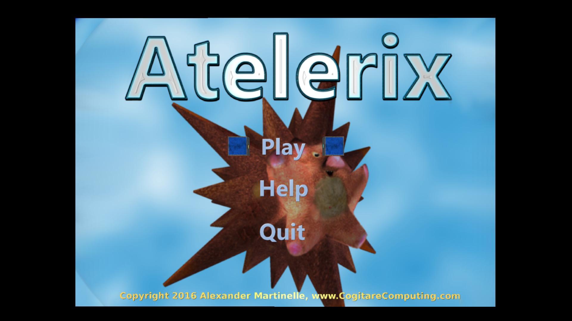 Screenshot of Atelerix