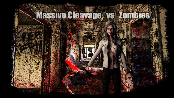 Screenshot of ../game/com.AwesomeEnterprises.MassiveCleavageVsZombies.htm