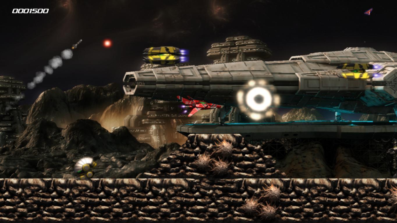 Screenshot of Tiamat X