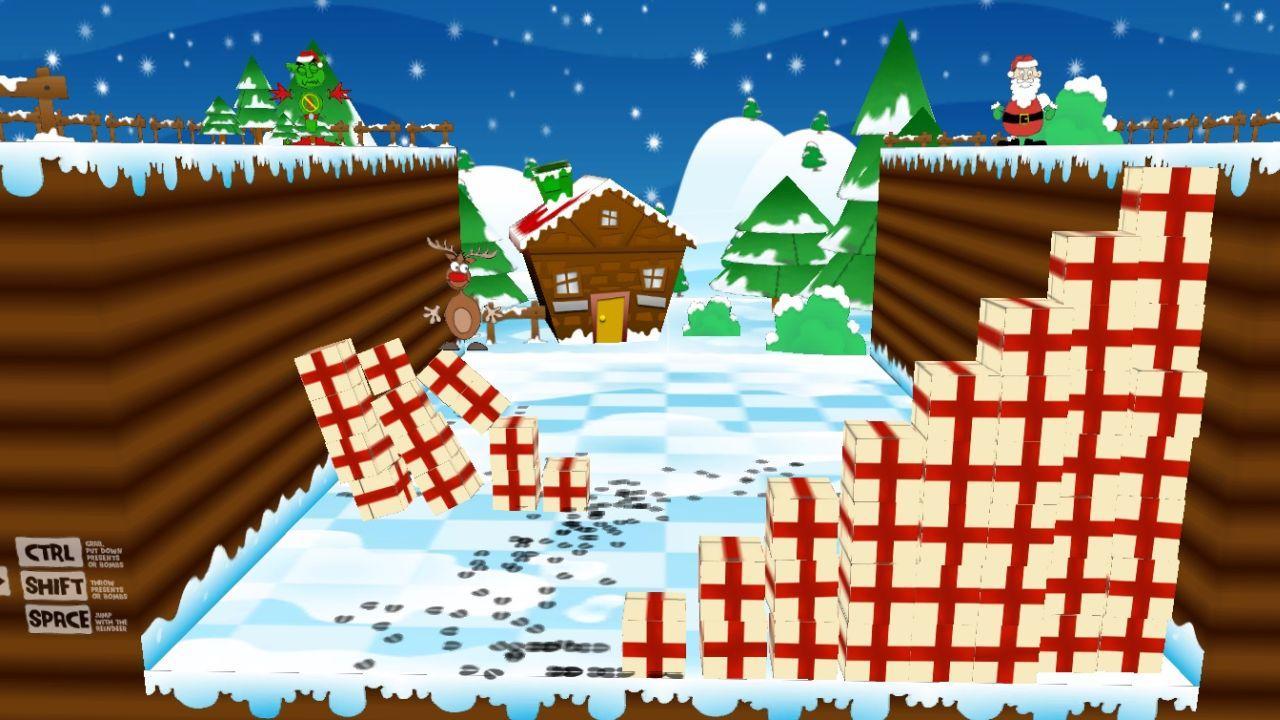 Screenshot of Ultimate Reindeer Adventure